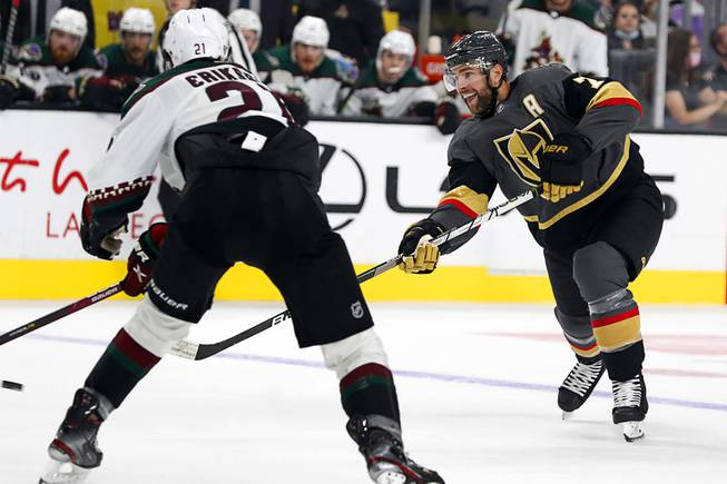Golden Knights Fall to Coyotes in Preseason Game