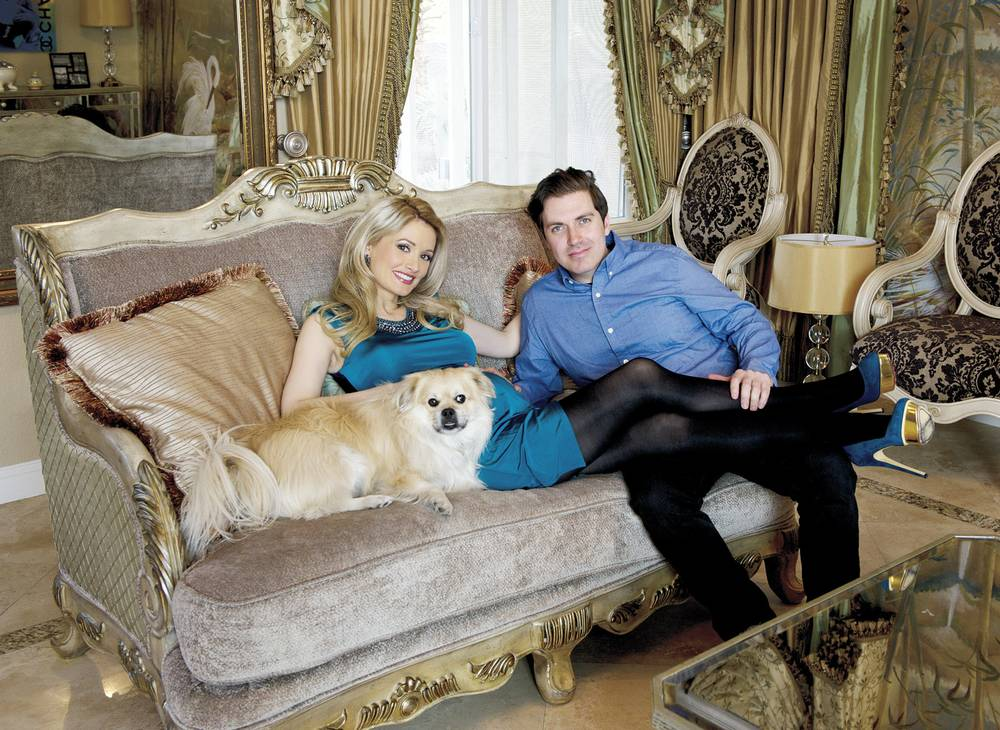 When Holly Madison Built A Big House For Her Dogs The HOA