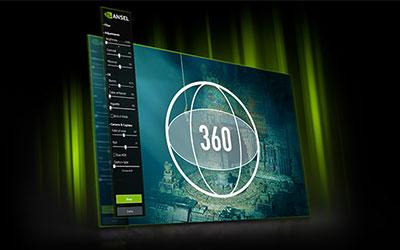 GDDR6 - DIRECTX 12 - NVIDIA ANSEL gearup