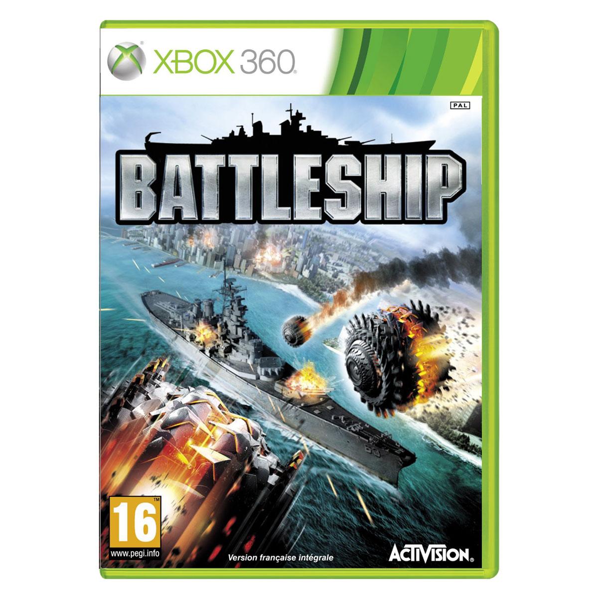 Battleship Xbox 360 Jeux Xbox 360 Electronic Arts Sur