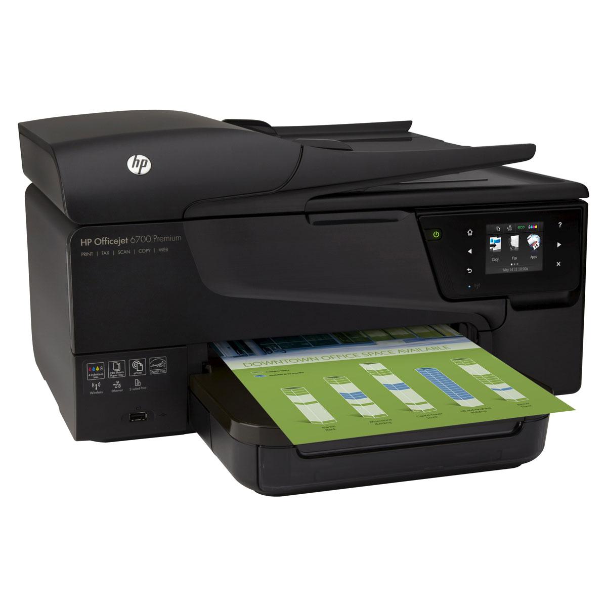 Hp Officejet 6700 Premium Imprimante Multifonction Hp