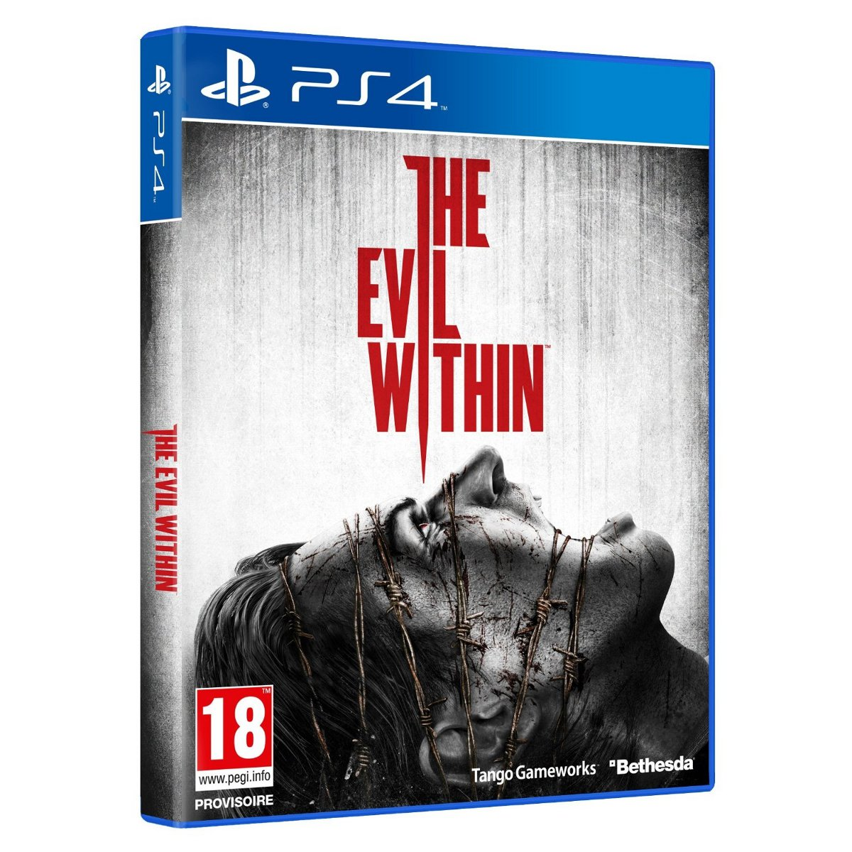 The Evil Within PS4 Jeux PS4 Bethesda Softworks Sur
