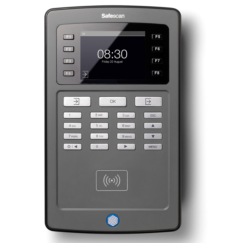 Safescan Pointeuse Par Badge TA 8010 Mobilier Et