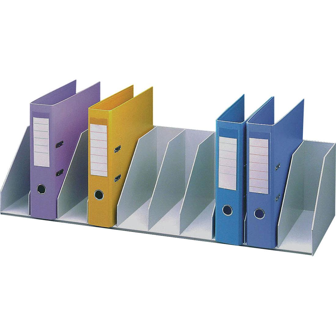 Paperflow Trieur Pour Tagre 10 Cases Fixes Gris Module