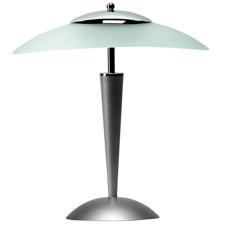 Unilux Cristal Gris Mtal Lampe De Bureau Unilux Sur