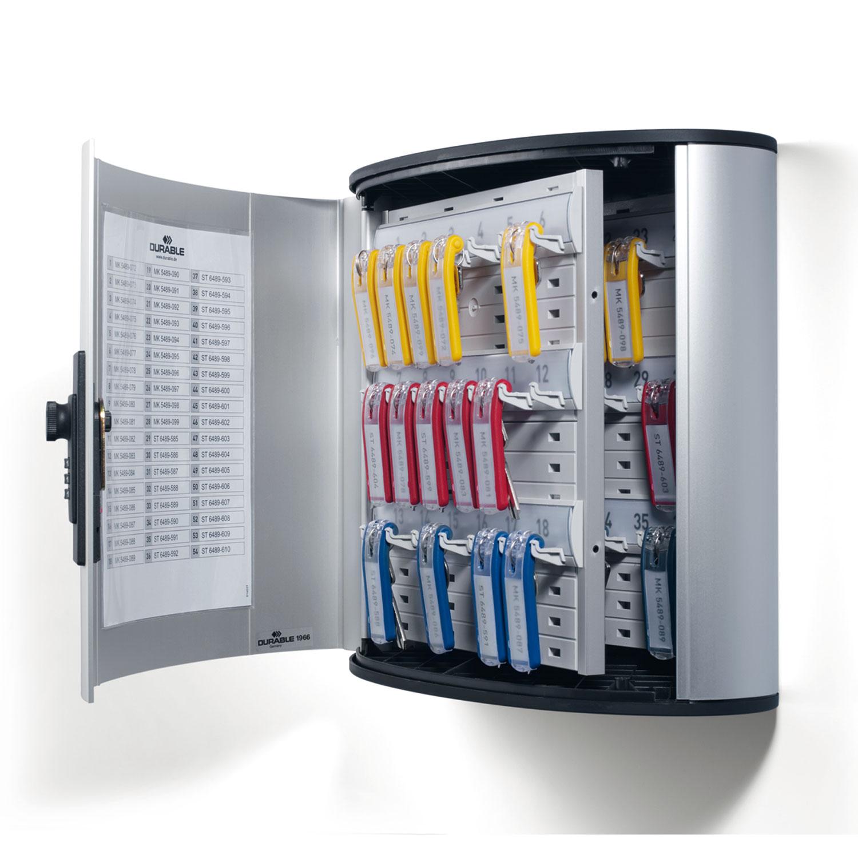 coffre et armoire durable armoire a cles keybox fermeture a code pour 36 porte cles