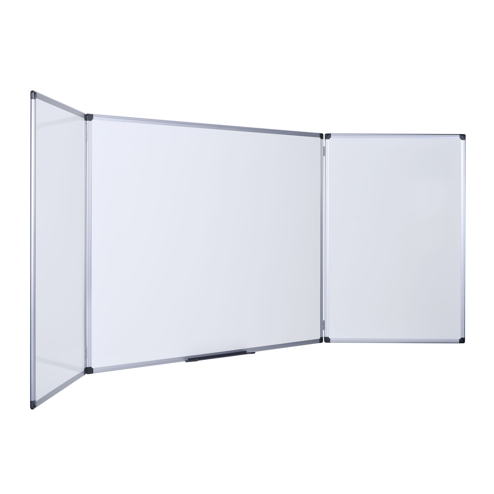 Bi Office Tableau Blanc Triptyque Maill 120 X 200400 Cm