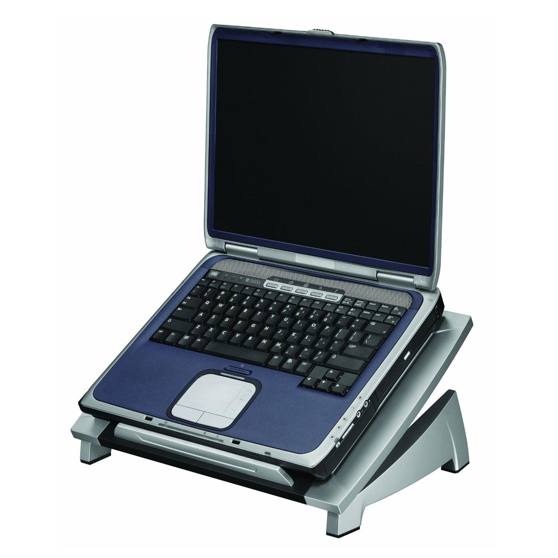 accessoires pc portable fellowes support pour ordinateur portable office suites support ergonomique pour ordinateur portable