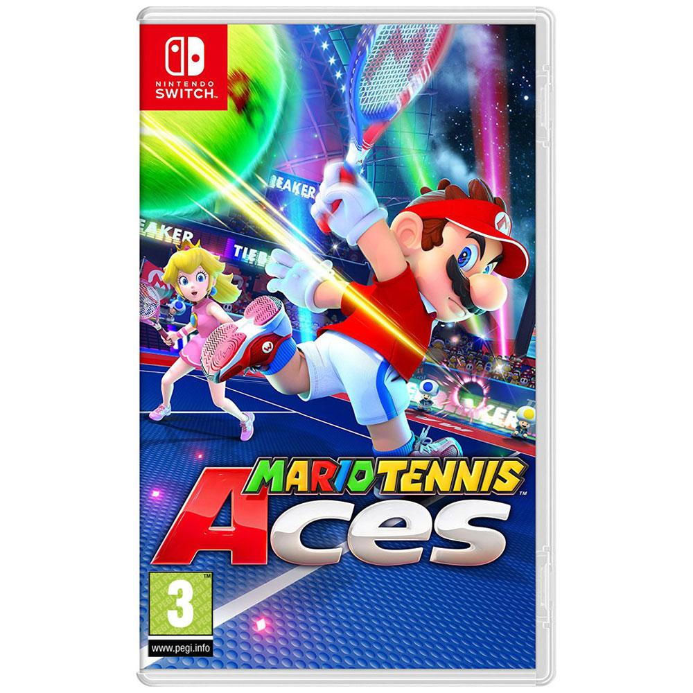 Mario Tennis Aces Switch Jeux Nintendo Switch Nintendo