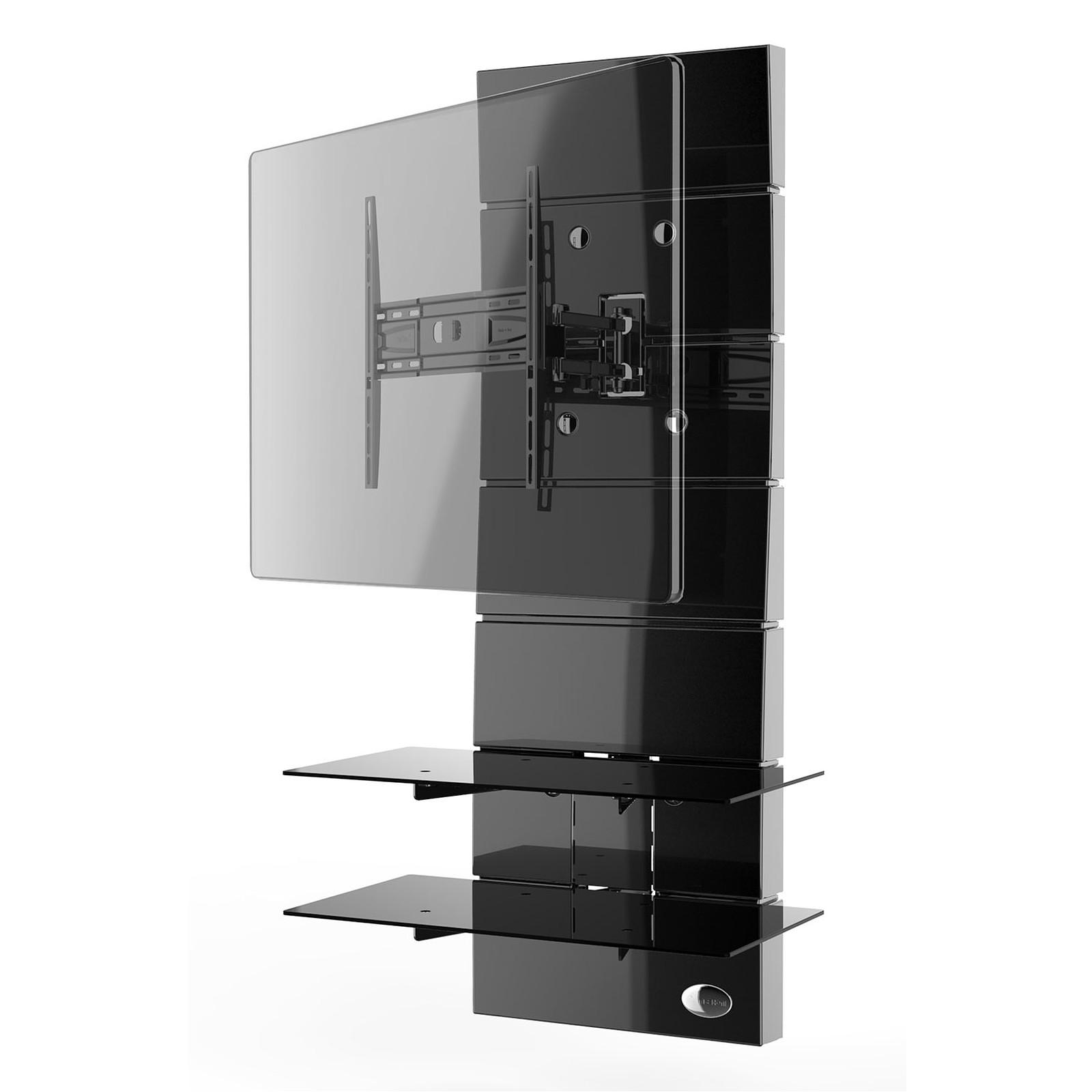 komunist podjela zestok meuble tv avec support ecran plat