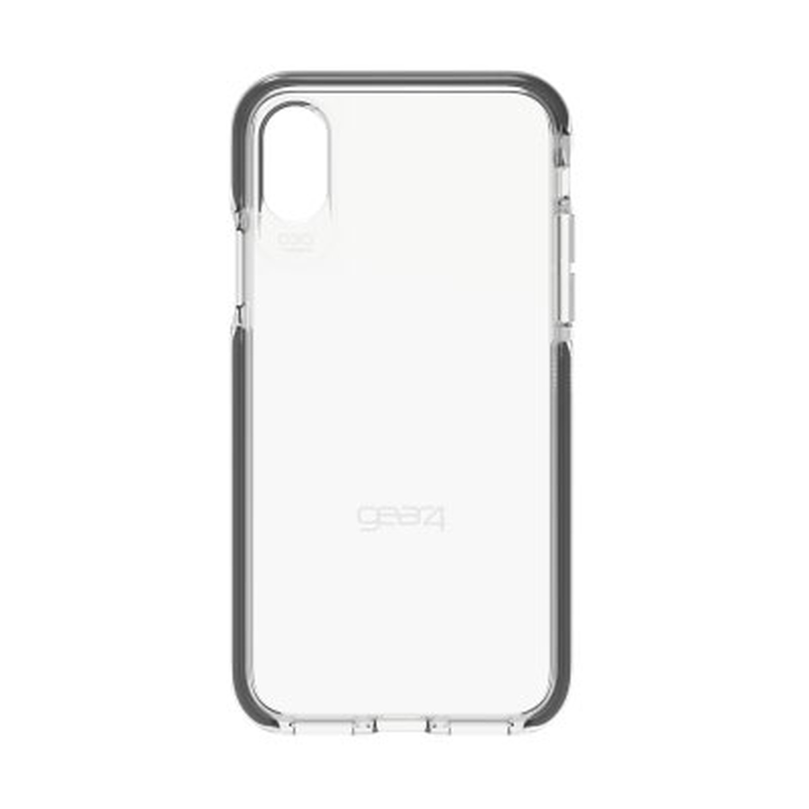 Gear4 Coque Piccadilly Noir Iphone X