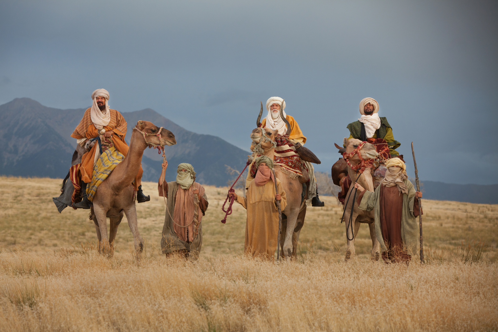 The Wise Men Traveling