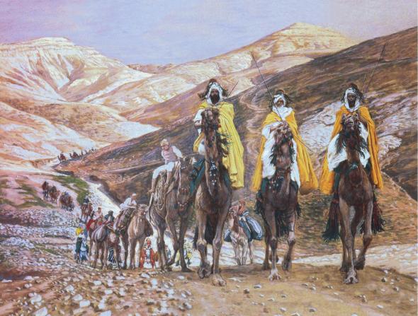 Los reyes magos - el nacimiento de Jesucristo - Conexión SUD