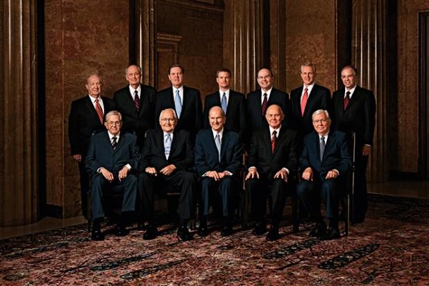 Los 12 apóstoles de la actualidad