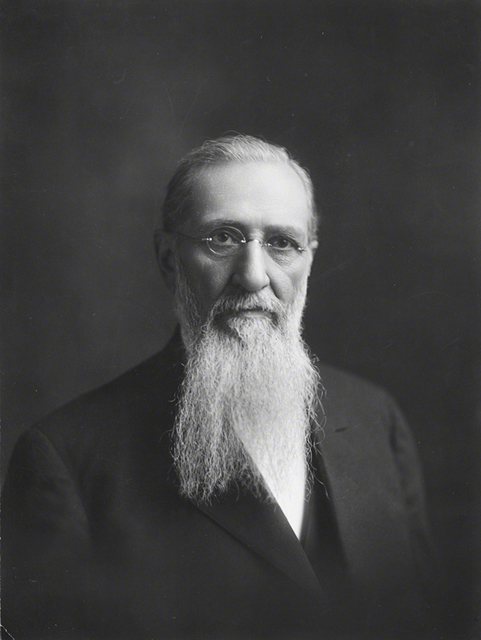 Joseph F. Smith. Courtesy LDS Media Library.