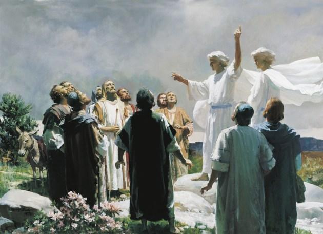 Image result for ascension of jesus