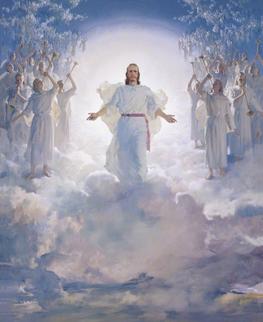 Courtesy LDS Media Library https://i2.wp.com/media.ldscdn.org/images/media-library/gospel-art/new-testament/the-second-coming-39618-mobile.jpg
