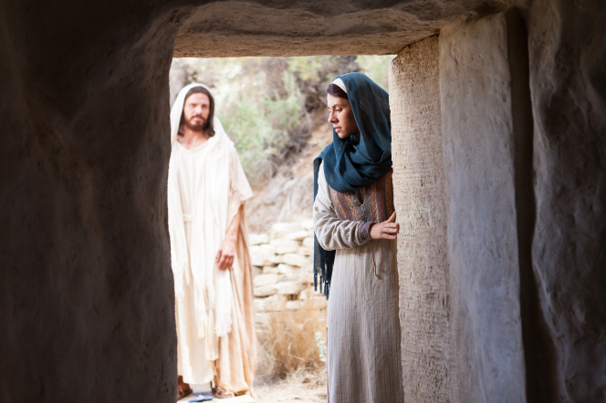 Image result for women at the tomb of Jesus