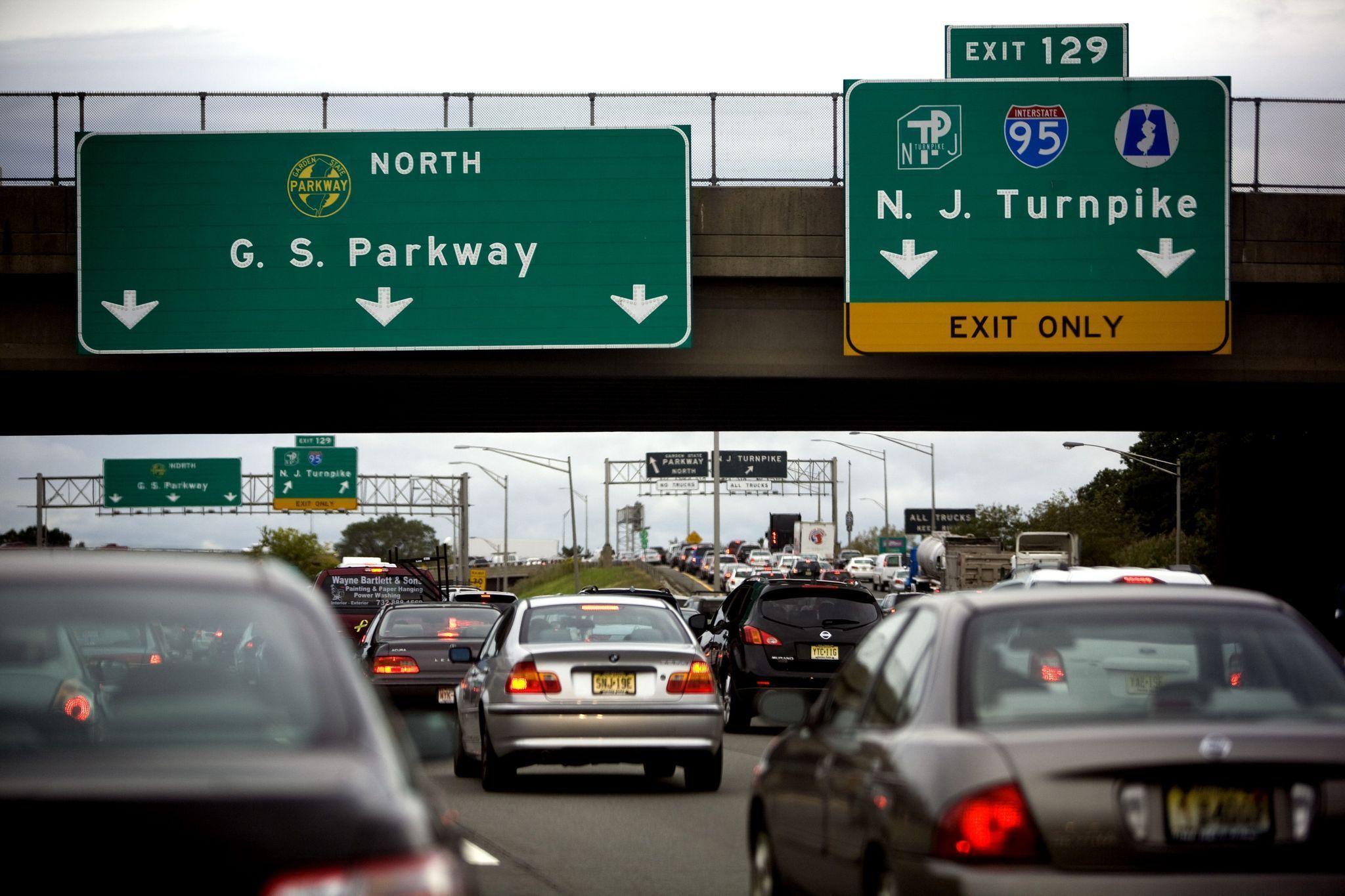 dangerous roads in NJ
