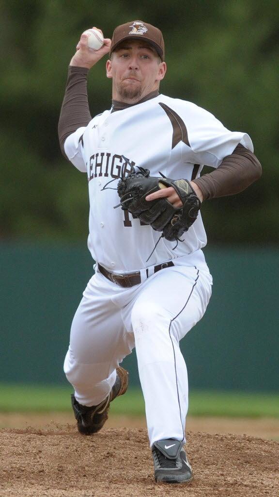 Cory Kent Leads The Lehigh University Baseball Team By