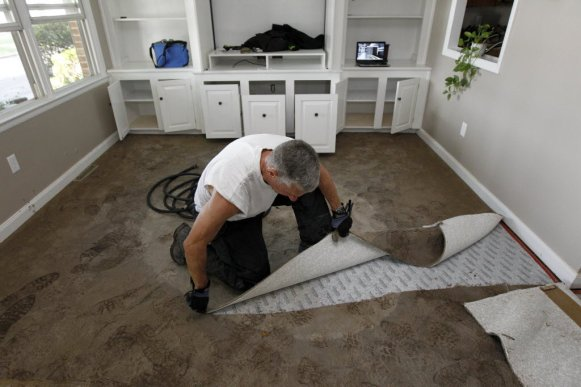 mississauga water damage restoration