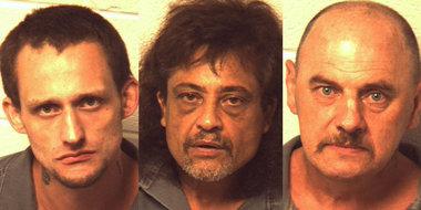 bushkill meth suspects