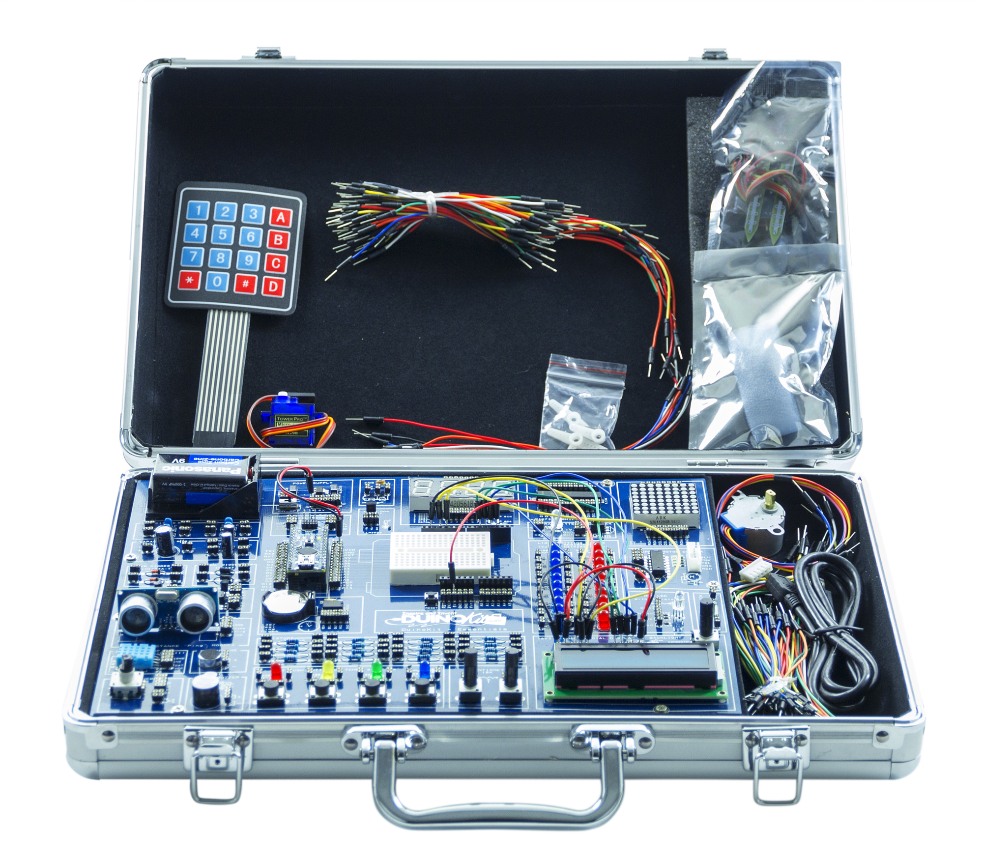 Arduino Essentials Learning Kit