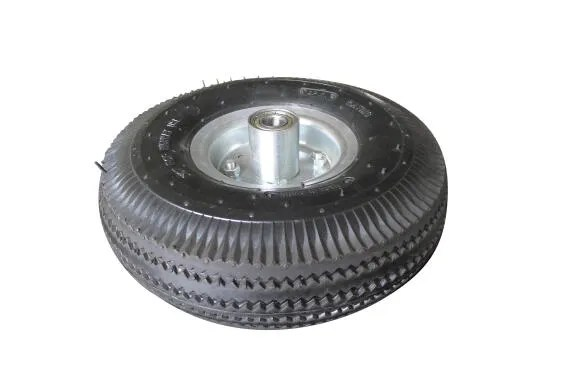 Inflatable Pheumatic Rubber Tyre Wheel 2ply Rating Axis 16mm Wheel 260x85mm Leroy Merlin South Africa