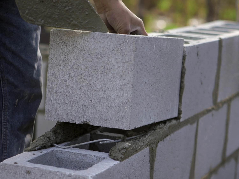 Comment Realiser Un Mur De Soubassement En Parpaings Leroy Merlin