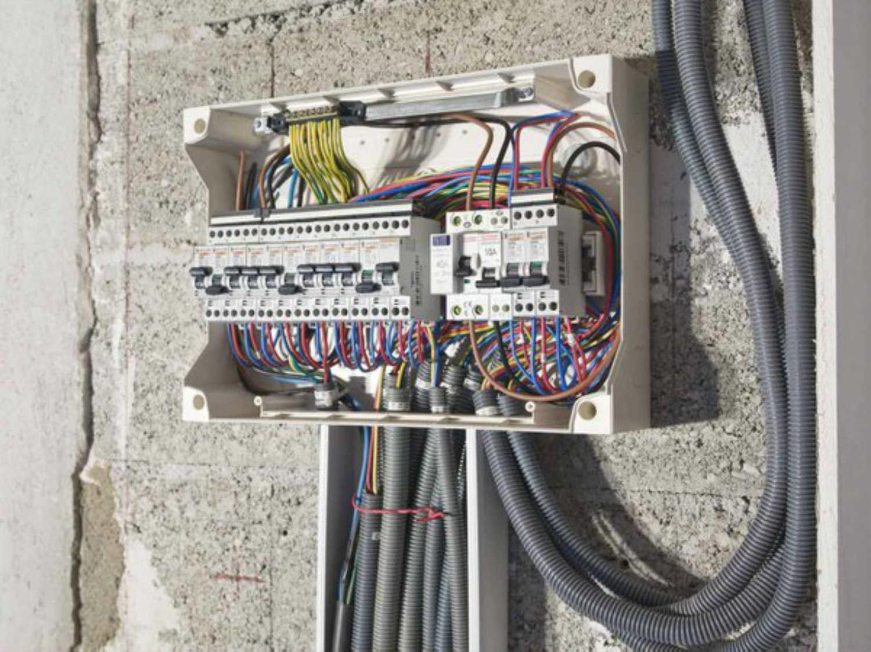 Tableau Electrique Et Disjoncteur Leroy Merlin