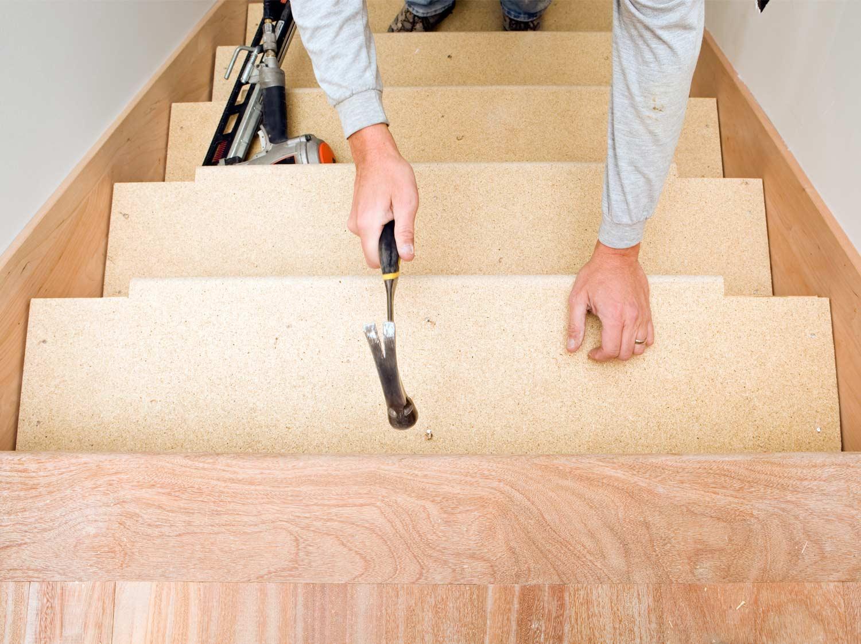 Comment Reparer Un Escalier Qui Grince Leroy Merlin