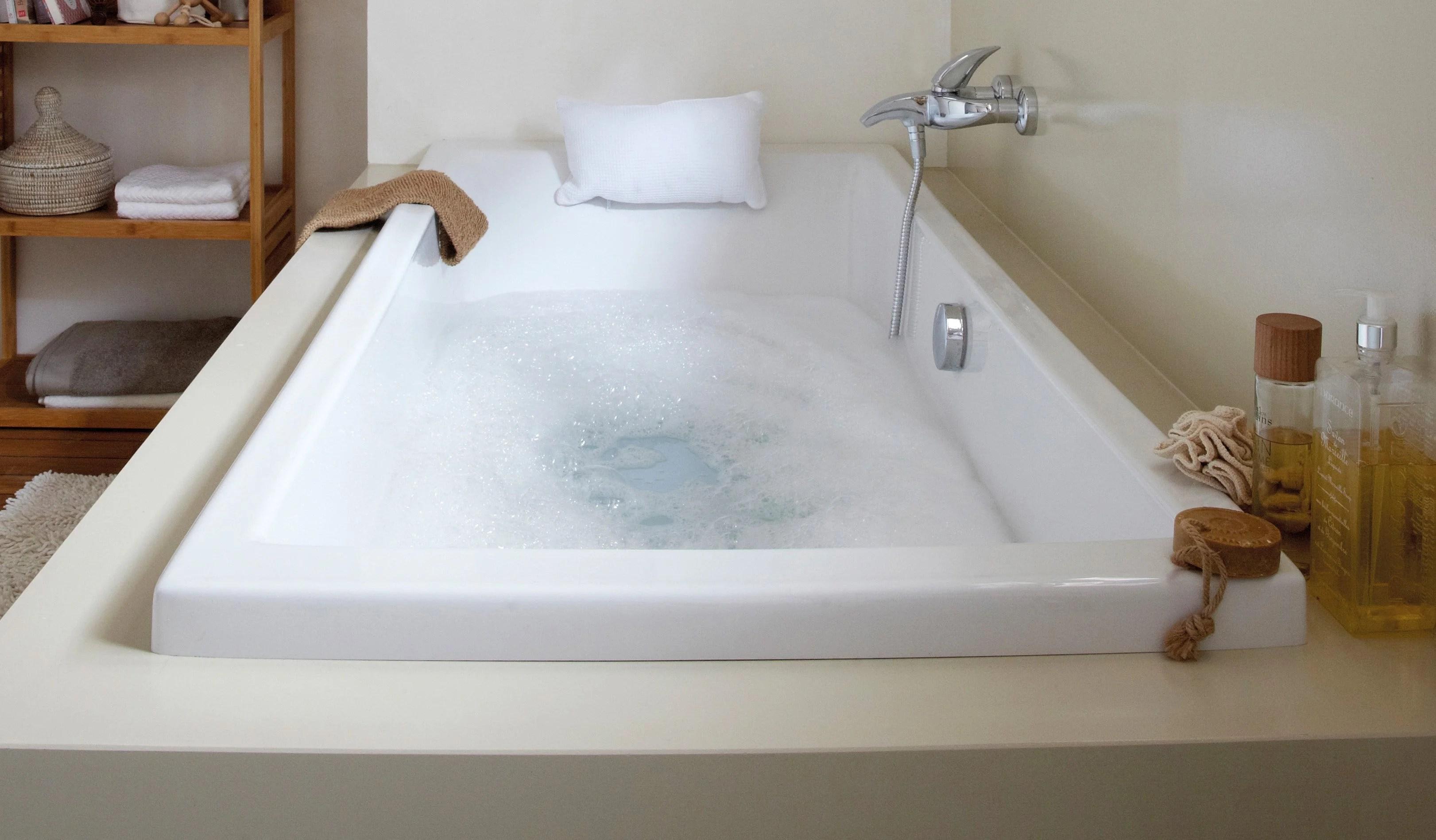 installation de votre baignoire balneo