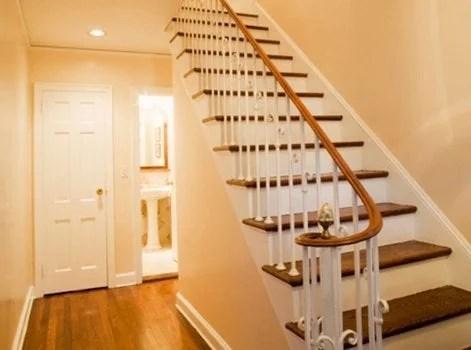 comment peindre un escalier leroy