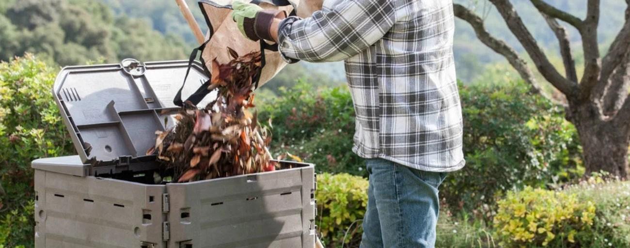 7 Bons Conseils Pour Un Compost Sans Jardin Leroy Merlin