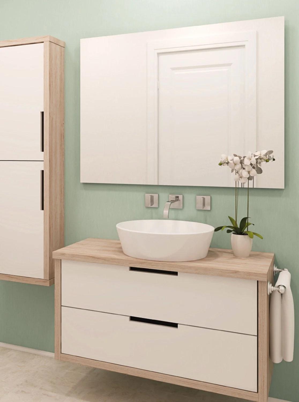murs de la salle de bains leroy merlin