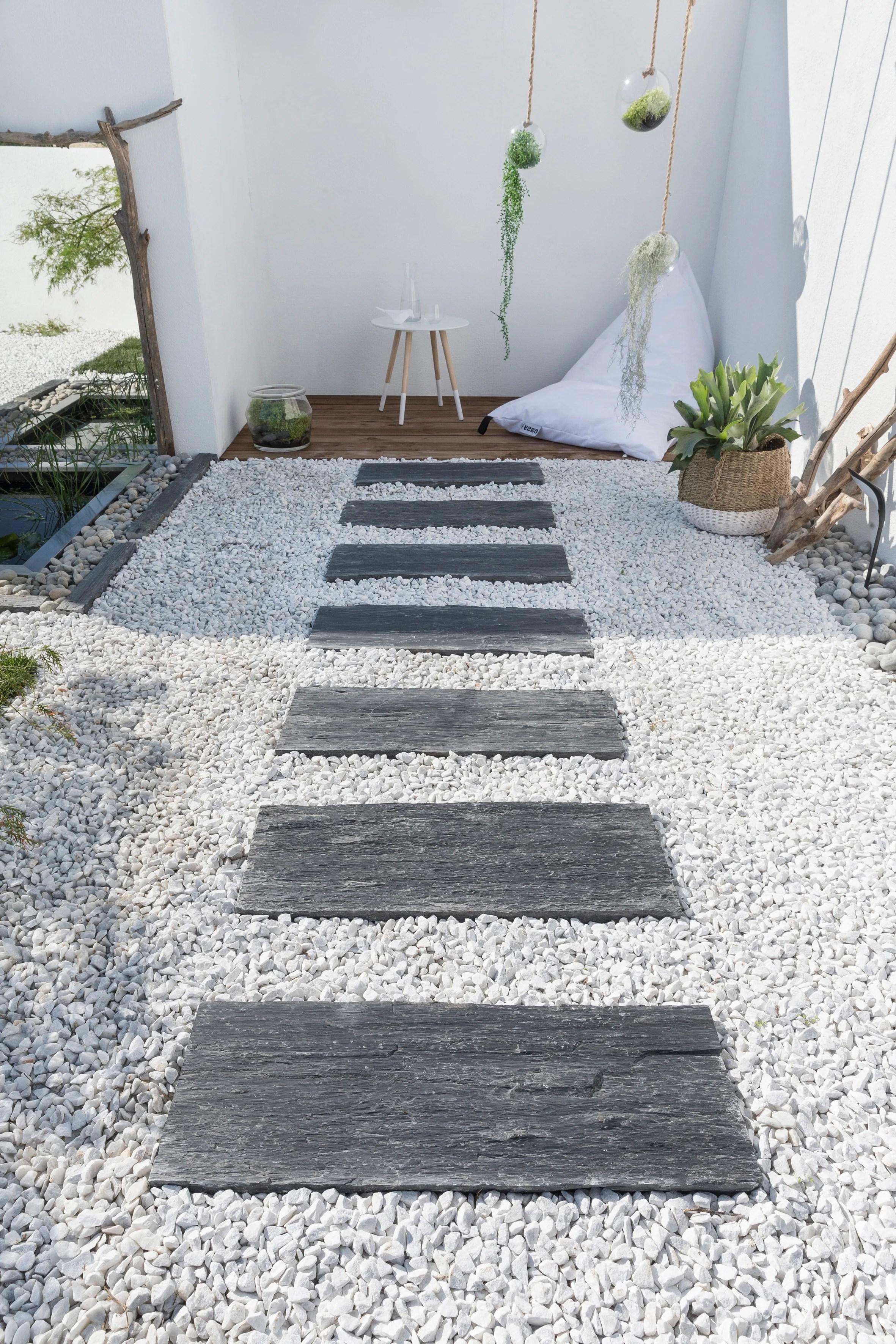 des allees inspirees pour votre jardin