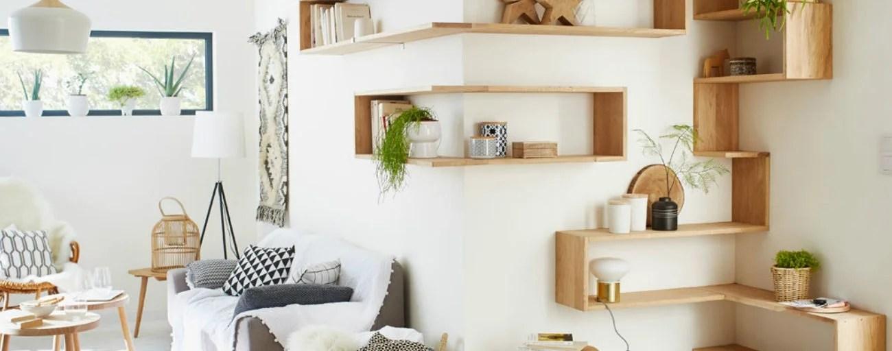 installer des etageres chez soi