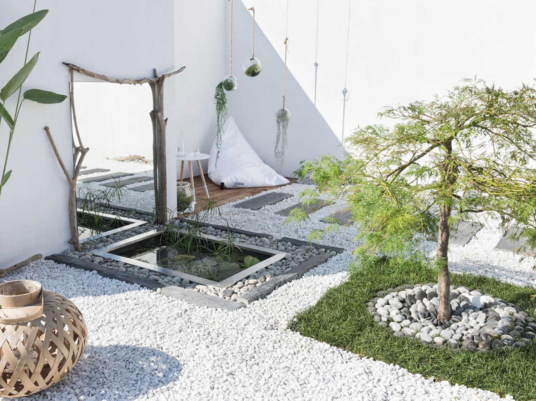 amenager un jardin japonais chez soi