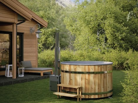 les spas et les bains nordiques