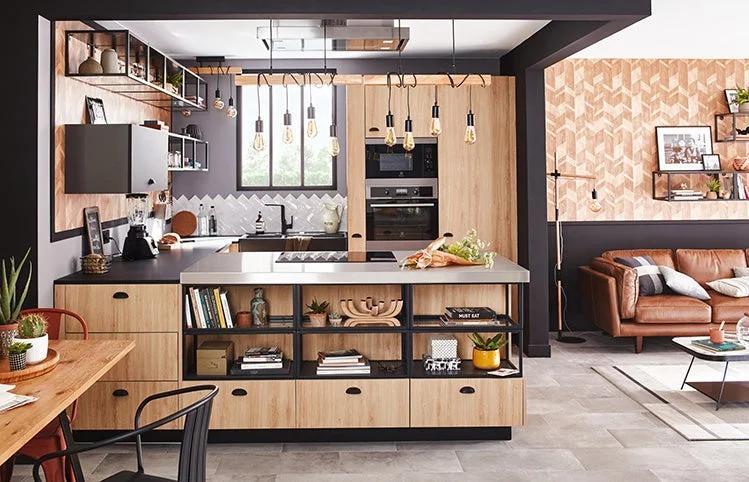 8 idees de cuisines ouvertes parfaites