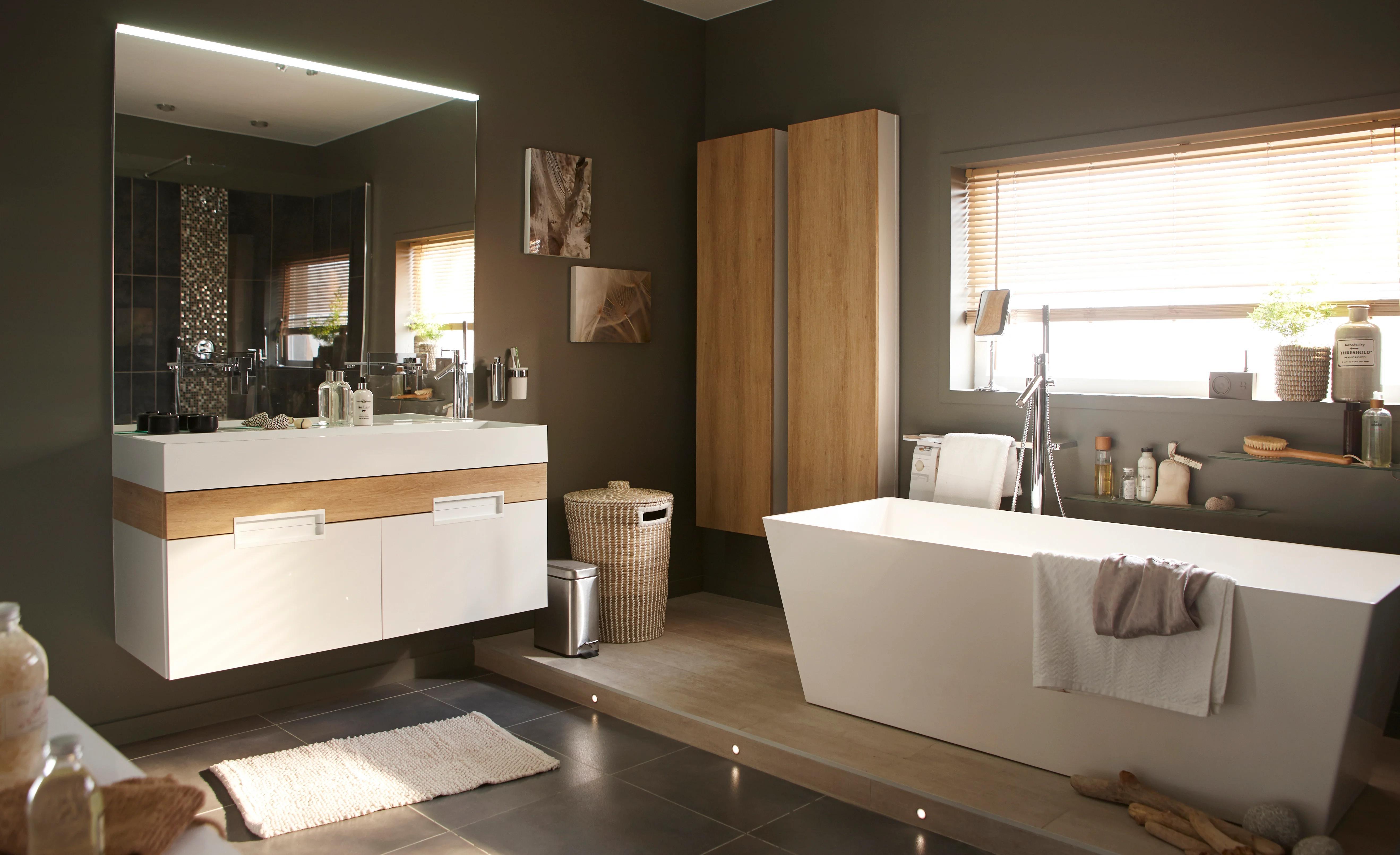 salles de bains modernes styles et
