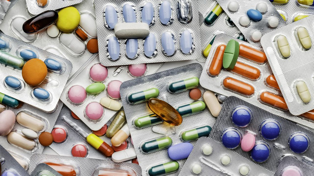 Coronavirus : pas de pénurie de médicaments dans l'immédiat | Les Echos