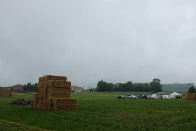 Le site de la bataille de Montmirail-Marchais.