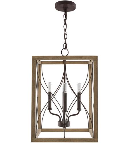capital lighting 529141ng tybee 4 light 15 inch nordic grey foyer ceiling light