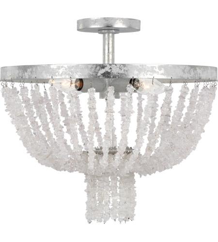 generation lighting af1164smt ah by alexa hampton leon 4 light 16 inch salt mist flush mount ceiling light