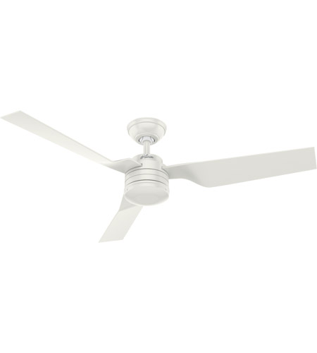 hunter fan 50257 cabo frio 52 inch fresh white outdoor ceiling fan
