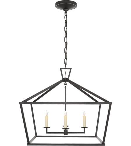 e f chapman darlana 4 light 28 inch aged iron foyer lantern ceiling light medium wide