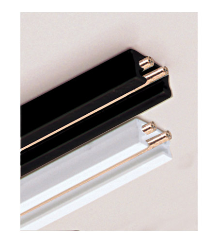wac lighting linear 8 foot track in white st8 wt
