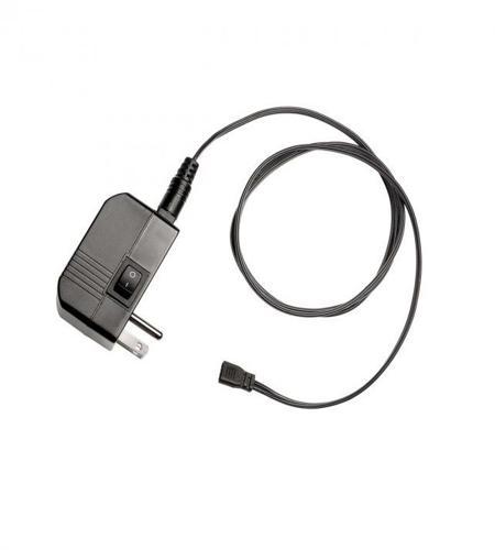wac lighting en 2460 p ar t invisiled 2 inch plug in led tape transformer in 60 24v