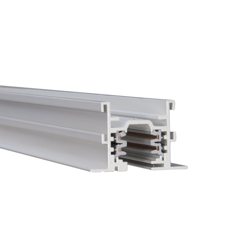track system 277v white recessed track ceiling light